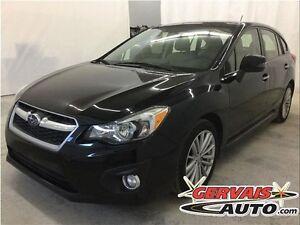 Subaru Impreza Limited AWD Cuir Toit Ouvrant MAGS 2013
