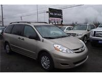 2007 Toyota Sienna CE**1 OWNER** 3 YEARS WARRANTY INCLUDED**