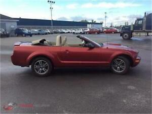 Ford Mustang convertible 2007 financement dispo 514-793-0833