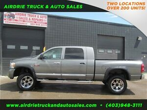 2008 Dodge Ram 3500 4x4 Laramie Mega Cab FULLY LOADED!!