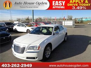 2012 CHRYSLER 300 LIMITED LEATHER BCAM 90 DAYS NO PAYMENTS