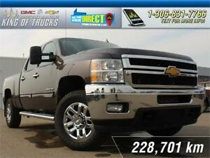2011 Chevrolet Silverado 2500HD LTZ One Owner | 6.0L | PST Paid