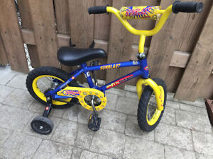 "Bikes for Boys ( Tires 12.5"" and 16"" )"