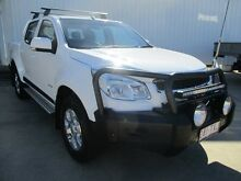 2014 Holden Colorado  White Manual Ayr Burdekin Area Preview