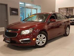 2016 Chevrolet Cruze Limited LT-AUTOMATIC-CAMERA-REMOTE START-ON