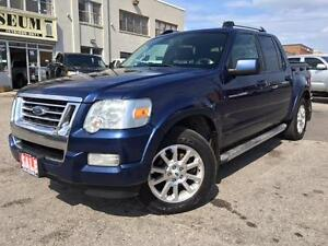 2007 Ford Explorer Sport Trac Limited  **LEATHER-ROOF**