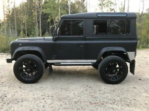 1997 Land Rover Defender SUV, Crossover