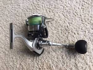 Daiwa 12 CATALINA 5000-H Spinning Reel Nerang Gold Coast West Preview