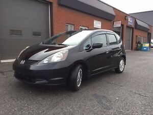 2010 Honda Fit LX .Automatique