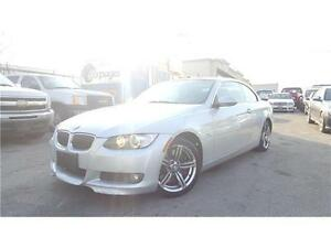2007 BMW 3 Series 335i, NO ACCIDENTS! CONVERTIBLE! 416-742-5464