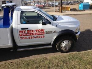 MY BIG TOW towing and recovery (BIENVENUE\WELCOME) in Edmonton Edmonton Edmonton Area image 6
