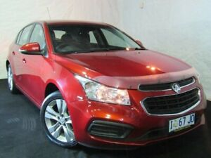 2015 Holden Cruze JH Series II MY15 Equipe Some Like It Hot 6 Speed Sports Automatic Hatchback Derwent Park Glenorchy Area Preview
