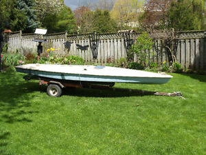 Any information pictures of Bandit sailboat made in Peterborough