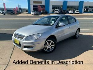 2011 Chery J3 M1X Silver 5 Speed Manual Hatchback Fyshwick South Canberra Preview