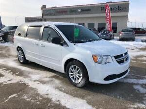 2016 Dodge Grand Caravan SXT Stow-N-Go  One owner
