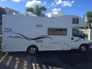 Jayco Ducato Euro Conquest Limited Edition 2007 Helensvale Gold Coast North Preview