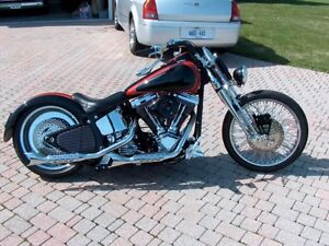 Custom Harley Springer