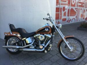 2008 Harley-Davidson SOFTAIL CUSTOM 1584 (FXSTC) Road Bike 1584cc Dandenong Greater Dandenong Preview