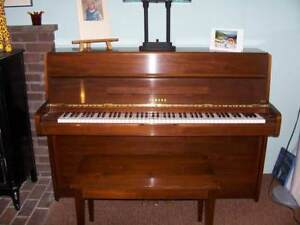 "Yamaha 42"" M1A Upright Piano"