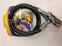 Alarm cable locks time to protect your goods BEST BUYS HERE!!!!