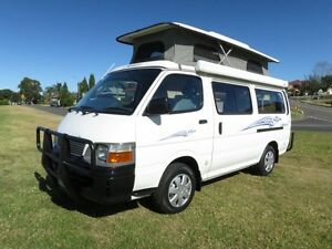 2003 Toyota Hiace Camper – ONLY 53,000KMS!!! – AUTO Glendenning Blacktown Area Preview