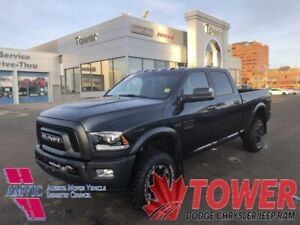 2017 Ram 2500 Power Wagon - UCONNECT TOUCHSCREEN, REMOTE START