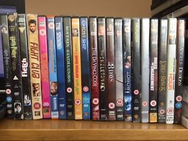 60 DVD's for Sale