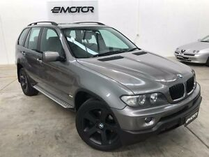 2004 BMW X5 E53 Sports Automatic Wagon Williamstown North Hobsons Bay Area Preview