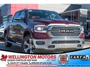 2019 Ram 1500 Laramie / ALL-NEW !! Previous Demo !!