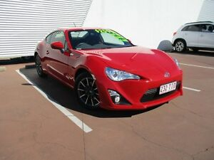 2013 Toyota 86 ZN6 GT Red 6 Speed Manual Coupe Toowoomba Toowoomba City Preview