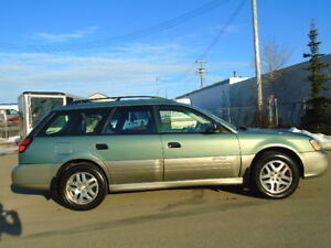 2004 Subaru Outback SPORT PKG-2.5i AWD-HEATED SEATS--WAGON