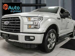 2016 Ford F-150 XLT sport 4x4 2.7L V6 ecoboost with NAV, power s
