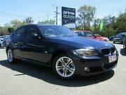 2009 BMW 320d E90 MY09 Executive Blue 6 Speed Auto Steptronic Sedan Underwood Logan Area Preview