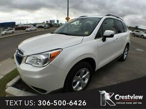 2014 Subaru Forester 2.5i Touring w/ Leather, Sunroof, Navigatio