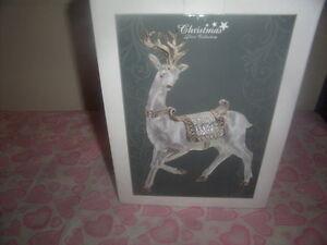 Christmas Deco Deer collection Kingston Kingston Area image 1
