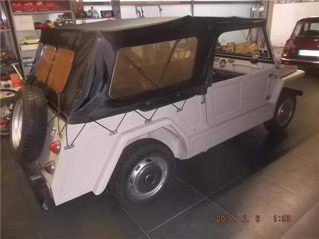 1972 Other Makes Fiat Seat 600 Savio Jungla Jeep style convertible 1972 Fiat Seat 600 Savio Jungla - Mini Jeep