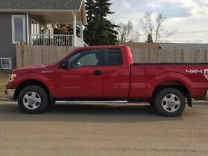 Low Mileage Truck - Super clean Ford F150 4x4 Supercab -Only 90K