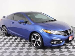 2015 Honda Civic Coupe w/SUNROOF AND FOUR NEW TIRES!!!