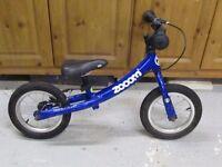 Zoom Adventure Balance Bike ( Ridgeback Scoot )
