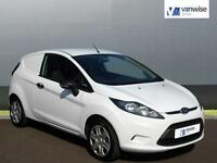 2013 Ford Fiesta 1.4 TDCI Diesel white Manual