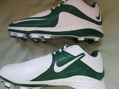 Nike Max Air Mvp Pro 2 Ii Mcs Baseball Cleats Spikes Various White   Green