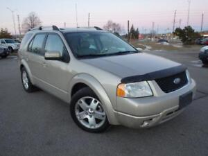 2006 Ford Freestyle Limited, Certified, Navigation, 6 Passengers