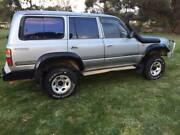 1993 Toyota LandCruiser Wagon Huntly Bendigo Surrounds Preview