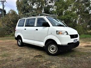 2013 Suzuki APV GD MY06 Upgrade White 5 Speed Manual Van Beckenham Gosnells Area Preview