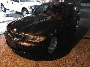 2011 BMW 1-Series 135 M-SPORT NAVIGATION 6 SPEED MANUAL