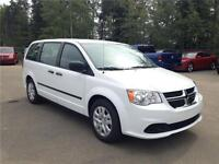 2015 Dodge Grand Caravan Canada Value Package - CLOTH SEATS