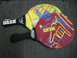 2 x Wahu Cloth Paddles $5 pair Albion Brisbane North East Preview