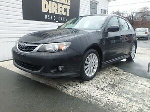 2008 Subaru Impreza HATCHBACK AWD 5 SPEED 2.5 L