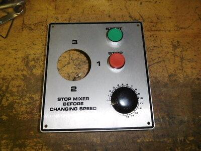 Hobart Mixer Start Stop Timer Kit 115 Volt Timer D 330 And D340 30 Qt 40 Qt