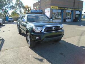 2013 Toyota Tacoma LIMITED DOUBLE CAB